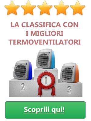 I migliori termoventilatori – Termoventilatore